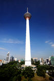 KL Tower Royalty Free Stock Photography