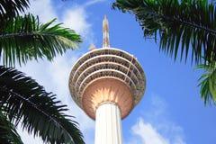 KL Tower. In Kuala Lumpur Malaysia Royalty Free Stock Image