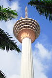 KL Tower Royalty Free Stock Images