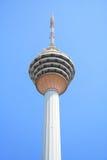 KL Tower. In Kuala Lumpur Malaysia Royalty Free Stock Photography