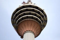 KL Tower, Kuala Lumpur, Malaysia Stock Photography
