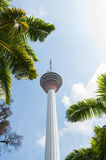 KL Tower Royalty Free Stock Photos