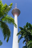 KL Tower Royalty Free Stock Photo