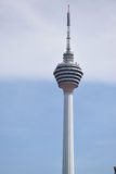 KL Tower. The tallest tower in malaysia Royalty Free Stock Photo