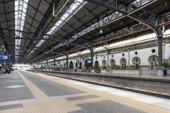 KL train station Stock Image