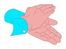 klaśnięcie rąk Fotografia Stock