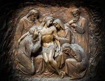Klaagzang van Christus royalty-vrije stock afbeeldingen