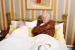 Klaar aan Slaap Royalty-vrije Stock Afbeeldingen