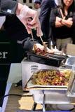 Klaar salade Royalty-vrije Stock Foto's