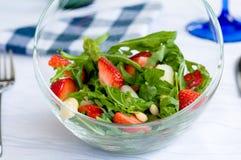 klaar te eten Gezond het Eten Concept Plantaardige salade Royalty-vrije Stock Afbeeldingen