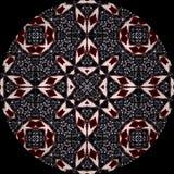 kladno 9 kaleidoscope Стоковое Изображение