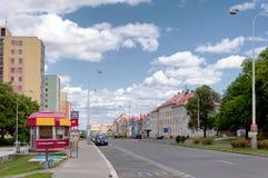 Kladno city near Prague, Czech Republic, Europe Stock Images