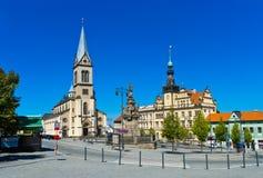 Kladno - Tsjechische republiek Royalty-vrije Stock Fotografie