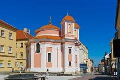 Kladno - Tsjechische republiek royalty-vrije stock afbeeldingen