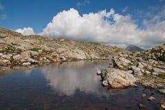 Klafferkessel lake Stock Photos