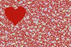 Klagen gut für Tapeten und Valentinsgrußkarten Lizenzfreie Stockfotos