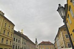 Klagenfurt Österrike Fotografering för Bildbyråer