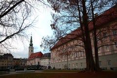 Klagenfurt Immagine Stock