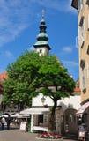 Klagenfurt Austria, Czerwiec, - 3, 2017: Widok przy Landhaus zdjęcie royalty free
