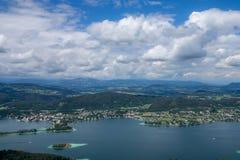 Klagenfurt, Carinthia, Austria Royalty Free Stock Image