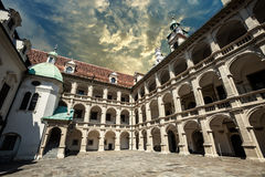 Klagenfurt, historic building. Austria Royalty Free Stock Photography