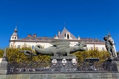 Klagenfurt, Oostenrijk Royalty-vrije Stock Afbeeldingen