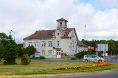 Klaipeda children's entertainment center, street Molo 60 Royalty Free Stock Photos