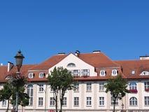 Klaipeda city, Lithuania Royalty Free Stock Photography