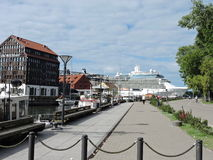 Klaipeda city, Lithuania Stock Photos