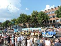 Klaipeda havsfestival Arkivfoto