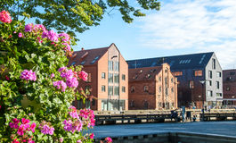 Klaipeda. Lithuania royalty free stock images