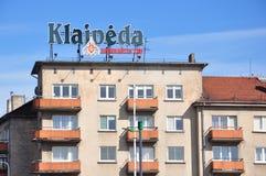 Klaipeda, Lituania Fotografía de archivo