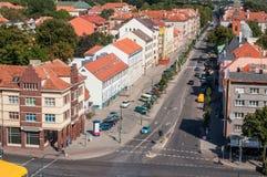 Klaipeda Royalty Free Stock Photography