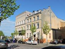 Klaipeda old town, Lithuania Stock Image