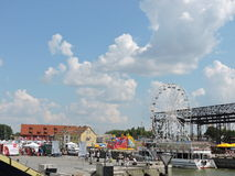 Klaipeda Sea festival Royalty Free Stock Photo