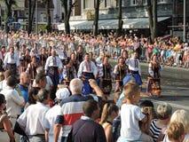 Klaipeda sea festival Royalty Free Stock Image