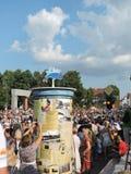 Klaipeda sea festival Royalty Free Stock Images