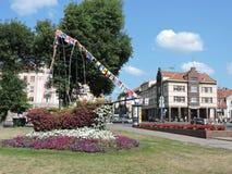 Klaipeda-Seefestival Stockfoto