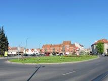 Klaipeda town, Lithuania Stock Images