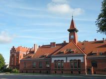 Klaipeda university Royalty Free Stock Images