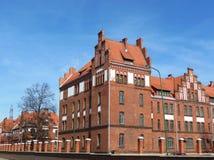 Klaipeda University buildings, Lithuania Stock Image