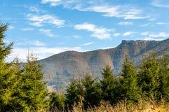 Klak Peak in Little Fatra Mountains Royalty Free Stock Photo