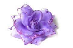 klamerki kolorowy tkaniny włosy Zdjęcia Royalty Free
