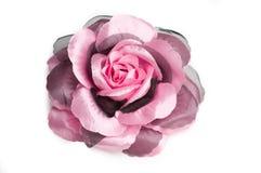 klamerki kwiatu włosy kobiety Zdjęcie Royalty Free