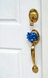 klamki drzwi zamek zdjęcie royalty free