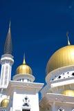klang马来西亚清真寺 免版税库存图片