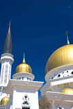 Klang Moschee, Malaysia Lizenzfreie Stockbilder