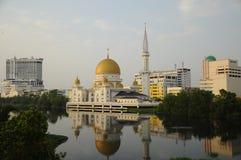Klang Royal Town Mosque a.k.a Masjid Bandar Diraja Klang Stock Image