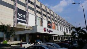 Klang ståtar, Klang, Selangor, Malaysia Royaltyfri Fotografi