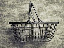 Klanten die bij supermarkt winkelen Royalty-vrije Stock Afbeelding
